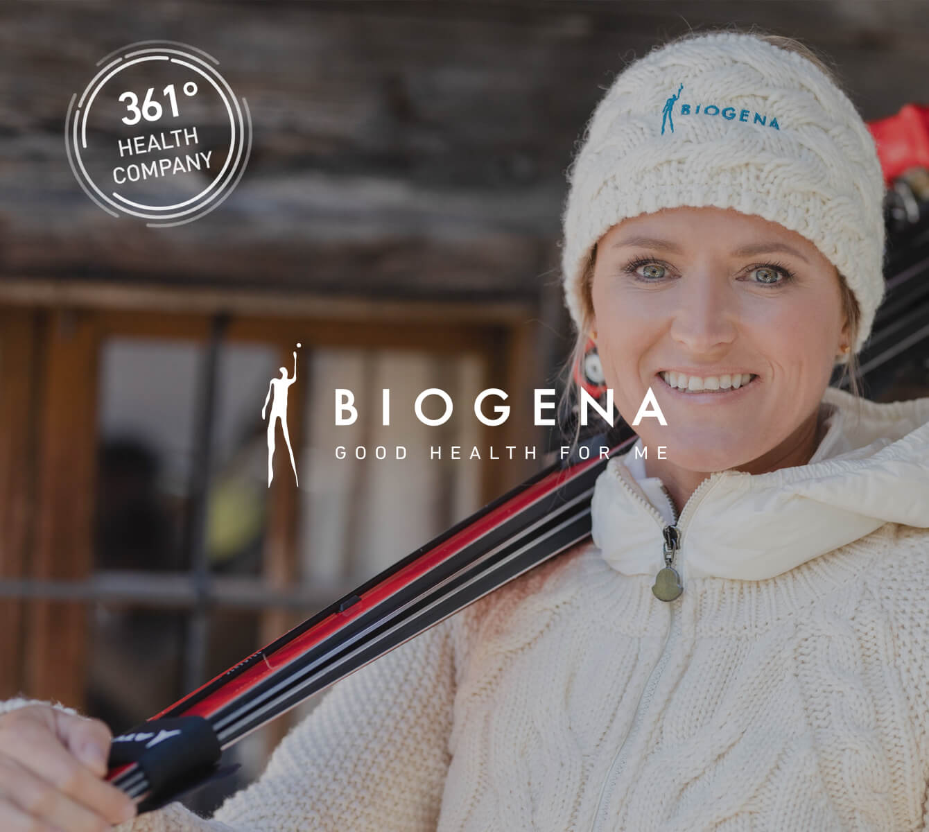 BIOGENA – Good Heath For Me