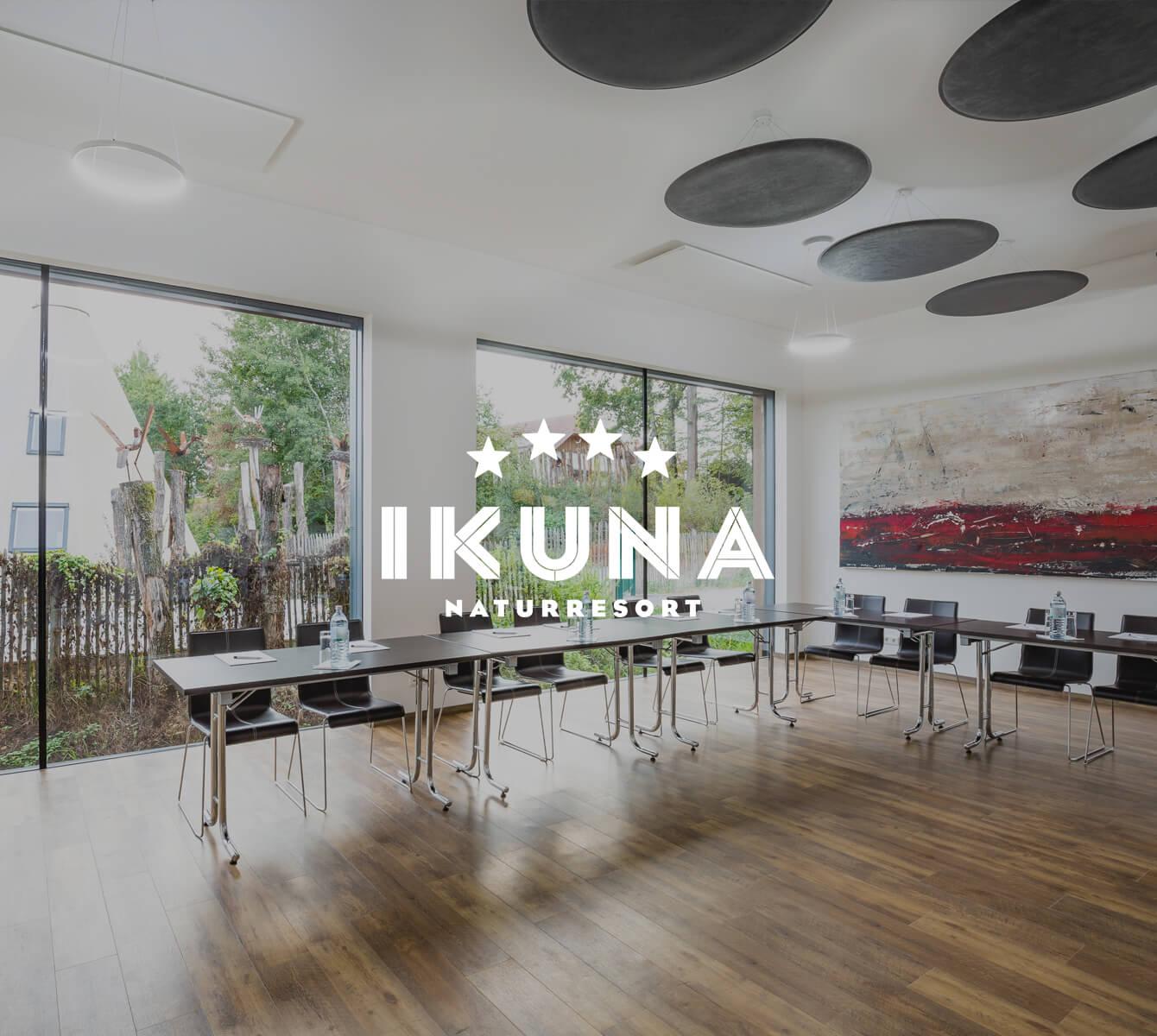 IKUNA SEMINARRESORT – Das Resort für anspruchsvolle Teambuildings und Seminare